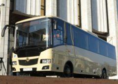 Українці створили автобус для Європи (Відео)