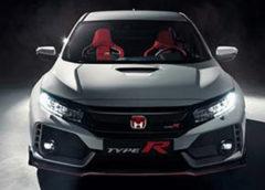 Honda Civic Type R поставив рекорд в Нюрбургринзі
