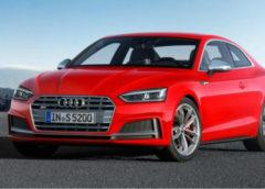 Audi презентувала новий автомобіль A5 Coupe