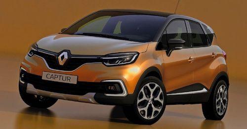Renault офіційно оновила кросовер Captur