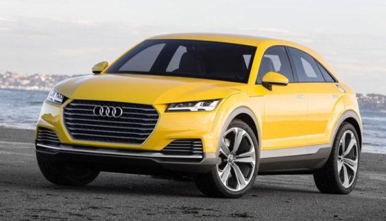 Audi підтвердила вихід кросовера Q4 в 2019 році