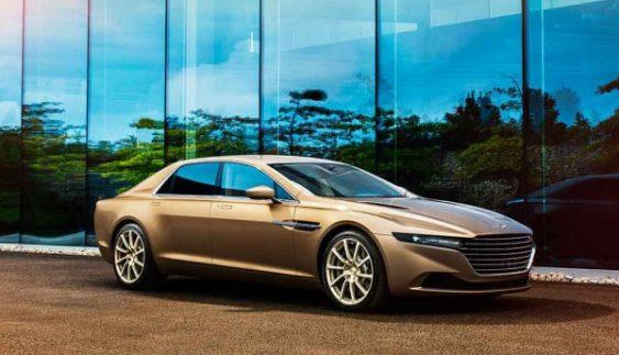 Aston Martin відроджує бренд Lagonda