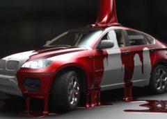 Как распознать перекрашенный автомобиль?