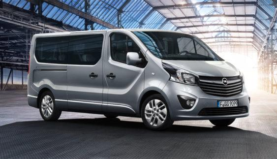 Opel Vivaro – больше комфорта