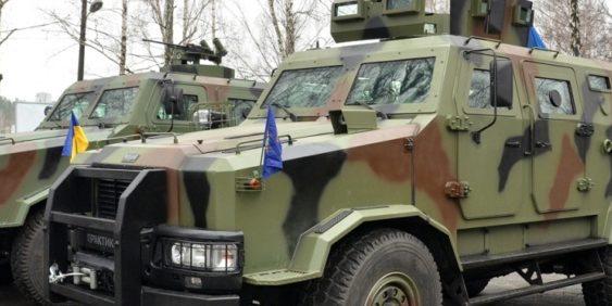 Що трапилося на випробуваннях українського броньовика «Козак-2» (Відео)