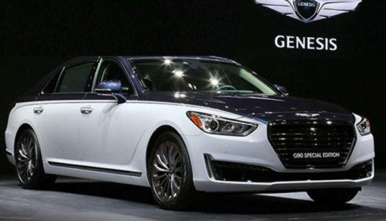 Genesis випустив спецверсію седана G90
