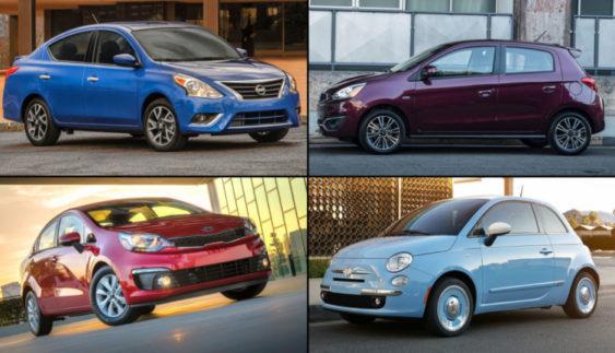 Скільки коштують найдоступніші нові авто в США
