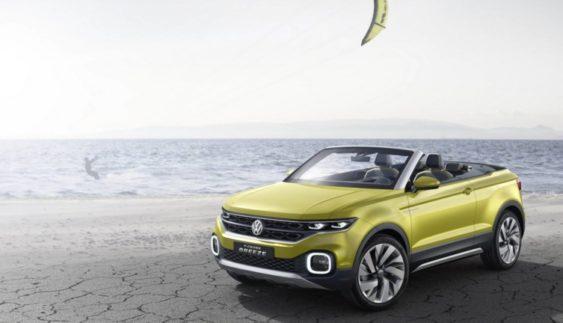 У 2018 році Volkswagen представить новий компактний кросовер