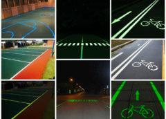 Светящиеся в темноте краски: яркая дорога в Европу