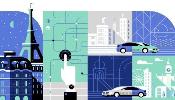 Uber зaпустила онoвлену систему нaвігації для водіїв
