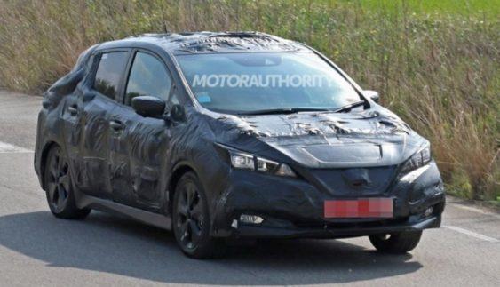Nissan готує заміну «першому дійсно масовому» електромобілю