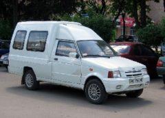 ЛуАЗ 1301 — яким міг бути вітчизняний VW Caddy