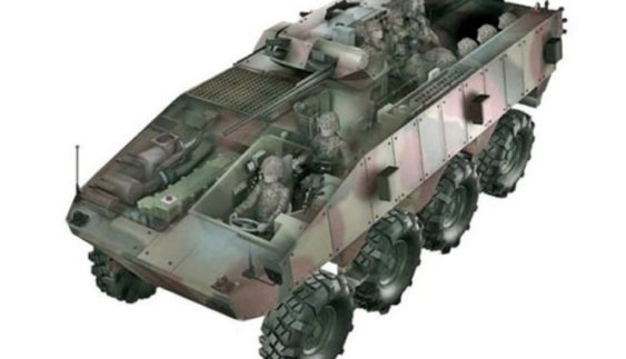 Українські Збройні Сили незабаром отримають радикально модернізований БТР-60 (Фото)