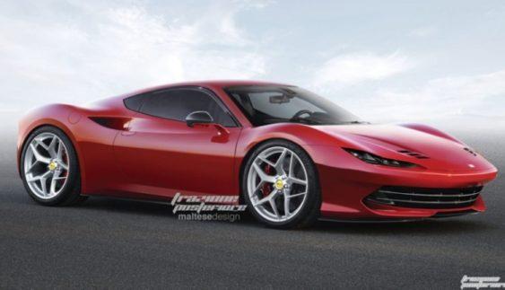 Опубліковані перші зображення відродженого Ferrari Dino