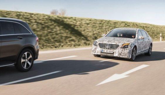 Mercedes-Benz оснастить новий S-Class автопілотом