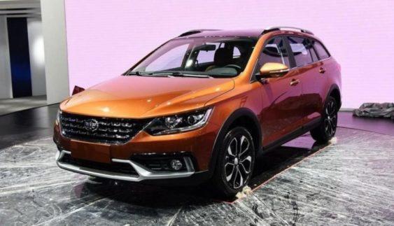 Представлені седан і крос-універсал FAW в стилі Volkswagen
