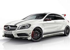 Mercedes-Benz A45 AMG отримає більш потужний двигун