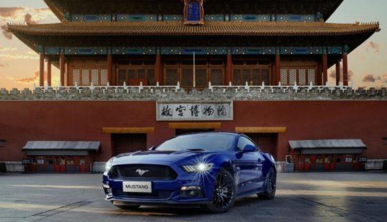 Ford Mustang став найбільш продаваним спорткаром 2016 року