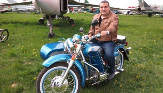 Українські мотоцикли Dnepr Vintage: подробиці і ціни (Відео)