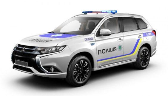 Українська поліція отримає нові авто