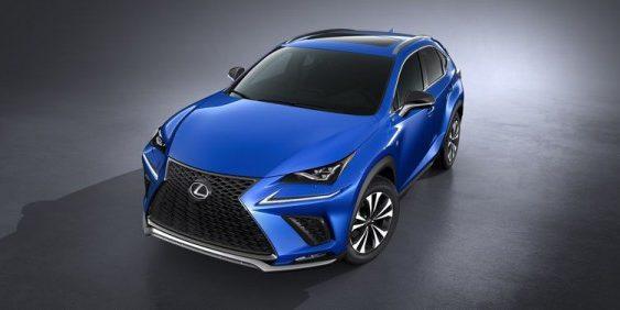 Lexus представив оновлений кросовер NX