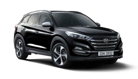Кросовер Hyundai Tucson отримав нову версію