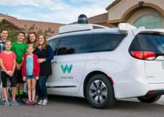Google почав тести безпілотних машин за участю реальних пасажирів