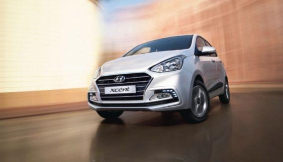 Hyundai презентував новий седан Xcent