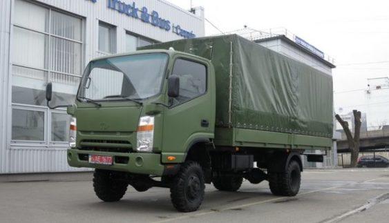 В Україні випустили новий автомобіль