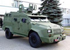"""На випробування відправився бронеавтомобіль """"Барс-8"""""""