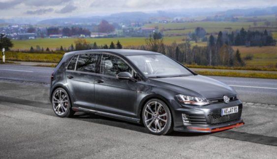 Volkswagen Golf отримав ексклюзивне оновлення