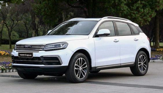Китайці випустили крос-купе в стилі VW Touareg (Фото)