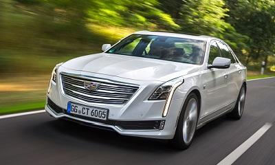 Седан Cadillac CT6 з автопілотом вийде цієї осені