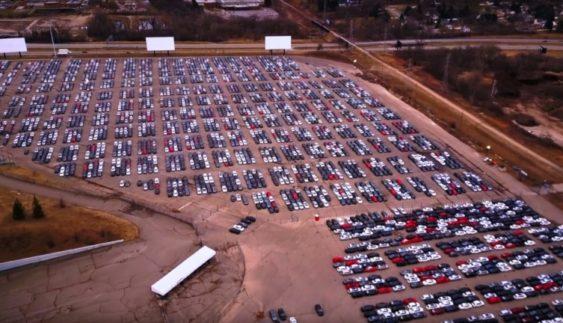 Volkswagen розібрався з половиною бракованих дизельних машин в США
