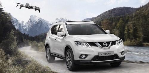 Кросовер Nissan X-Trail отримав нову версію