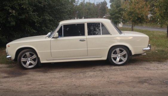 В Україні створено купе ВАЗ-2101 на агрегатах BMW 3 E46 (Відео)