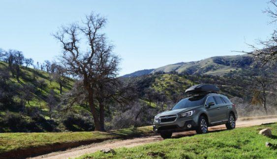 Представлений оновлений Subaru Outback