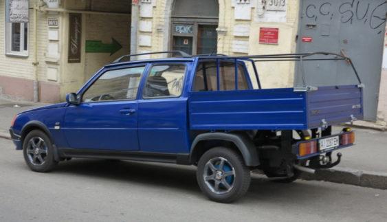 Унікальна «Таврія» – ЗАЗ-1306 (Фото)