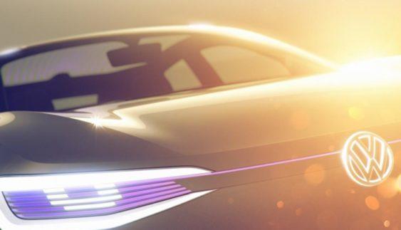 Volkswagen показав свій новий електричний кросовер