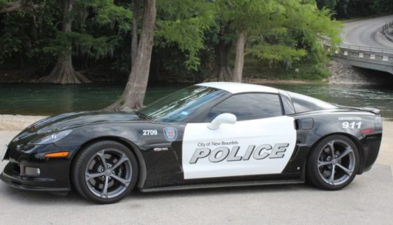 Поліцейські не змогли розлучитися із конфіскованим суперкаром (Фото)