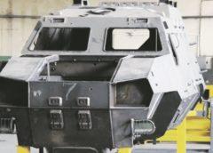 Армія матиме більш досконалу бойову броньовану машину «Дозор-Б»