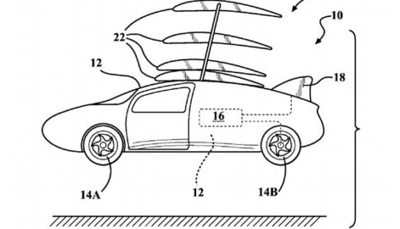 Toyota заявила про фінансову підтримку проекту літаючого автомобіля