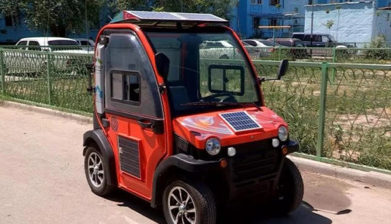 Створено електромобіль вартістю всього в $ 200