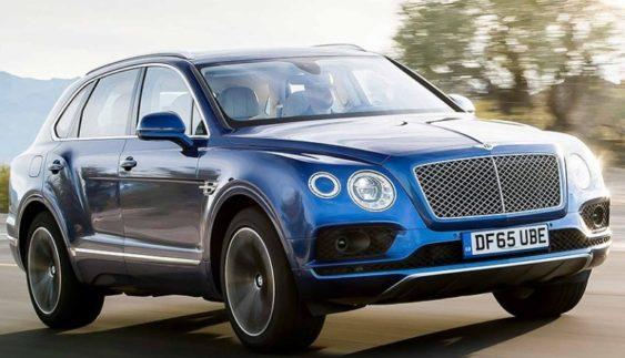 Bentley Bentayga може стати ще швидшим