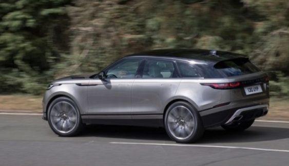 Стала відома ціна кросовера Range Rover Velar для України