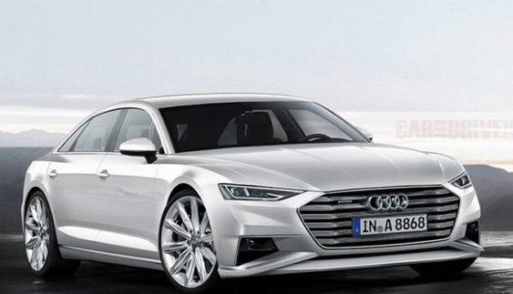 Названа дата прем'єри нового седана Audi A8