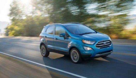 Названа дата прем'єри оновленого Ford Ecosport