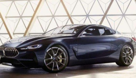 BMW розсекретила купе 8-Series на офіційних фото
