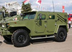 Білоруси показали новий плаваючий броньовик для армії (Фото)