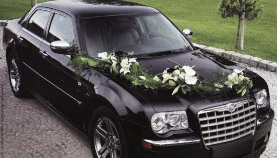 Як вибрати авто на весілля?